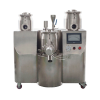 GHL Series High Speed Mixing Granulator